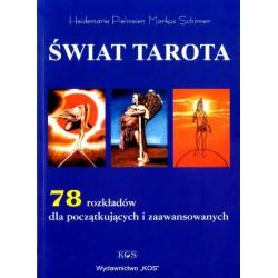 Świat tarota. 78 rozkładów...