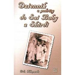 Dziennik z podróży do Sai Baby z Shirdi